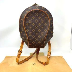 Louis Vuitton Ellipse Backpack Monogram Canvas